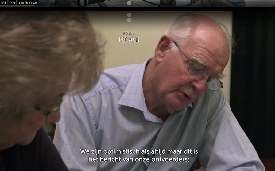 The Captain - Last Hijack - Dutch News Design